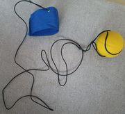 Skip Ball Hüpfspiel Fußkreisel