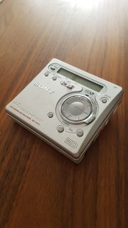 SONY Walkman MiniDisc Recorder MZ-R700