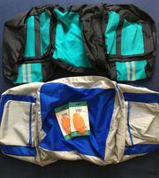 2 Fahrradtaschen für den Gepäckträger