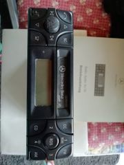 Mercedes Radio Cassette Audio10 CD-Wechsler