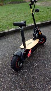 E Scooter FREERIDE PRO