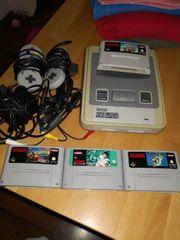 Super-Nintendo 2 controller
