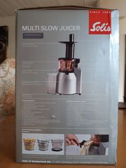 Entsafter Multi slow juicer