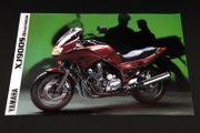 Broschüre 1996 Yamaha XJ900S Diversion