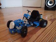 Lego Technic 854 Go Kart