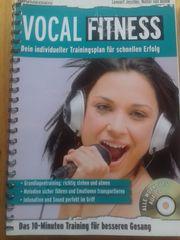 Singen lernen VOCAL FITNESS