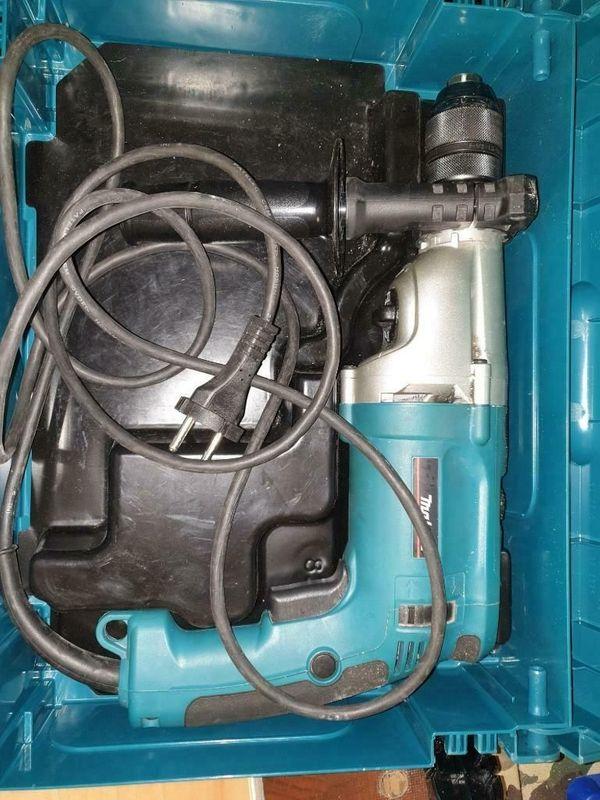 Makita Schlagbohrmaschine HP2071J 1010 Watt