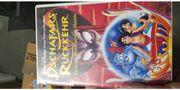 Biete VHS Kassetten zum Sammeln