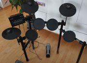 Schlagzeug Yamaha DTX402K Elektronisch