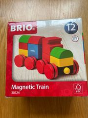 Brio Holzzug Holzeisenbahn