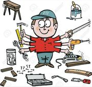 Job Arbeit Handwerker Minijob Aushilfe