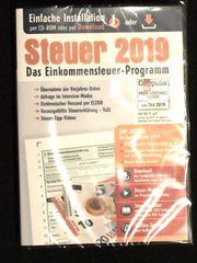 Buhl TAX 2019 Einkommensteuer Programm