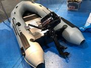 Quicksilverschlauchboot 3m 5 PS Mercuryaußenborder