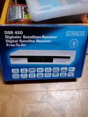 Sat Reseiver SCHWAIGER DSR 420