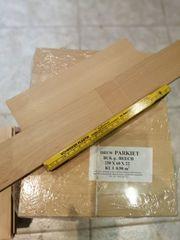 Stabparkett Buche Massiv 250x60x22 mm