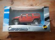 SeltenNeu Verpackt CararamaHummer H21 43Red