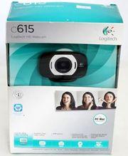 Logitech C615 HD Webcam USB