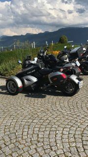 Can Am spyder RS GS
