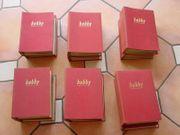 Hobby Hefte komplette Jahrgänge 1954-1959