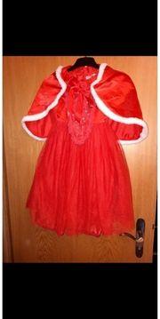 Weihnachtskleid Weihnachten Kleid 104 110