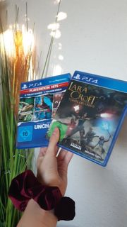 PS4 Spiele Uncharted Lara Croft