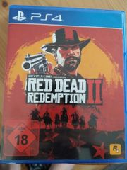 Red Dead Redemotion 2 PS4