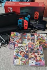 Nintendo Switch-Konsole