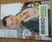 Mirko Reeh Autogrammkarte kostenloser Versand