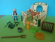 Playmobil Pferdebox Country 5109