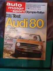Auto Motor und Sport Sammlung