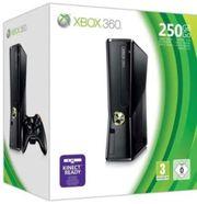 X-Box 360 mit 9 Spielen