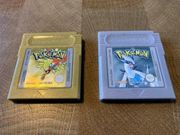 Pokemon Gold ans Silver old