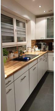 Einbauküche ink Elektrogeräte komplett mit