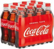 Coca Cola Fanta oder Sprite