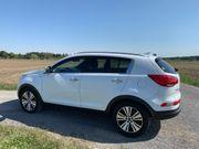 Kia Sportage Crdi AWD Platinum