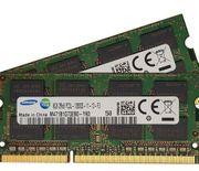Samsung 8GB kit 2 x 4GB