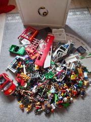 Playmobil Konvolut Paket Feuerwehr Polizei