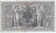 1000 Reichsmark-Schein Deutsches Reich 1910