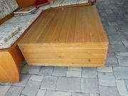 große Holzkiste 90 x 80