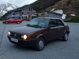 Fiat Ritmo 85S Cabrio Bertone Oldtimer