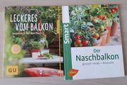 Gartenbücher - Pflanzen für den Balkon