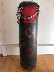 Leder Boxsack von Domyos