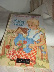 Kinderbuch Rosen Resli