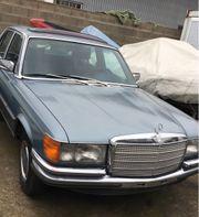 Mercedes Daimler Benz W116 1976