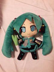 Miku Hatsune Plüsch Puppe OVP