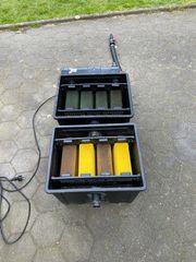 Teichfilter mit neuwertiger UVC Lampe