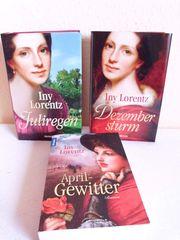 3 Romane Iny Lorentz