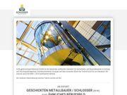 Metallbauer Schlosser m w d