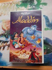 VHS Video Aladdin