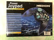 NAGELNEUES MEDION POWER JOYPAD